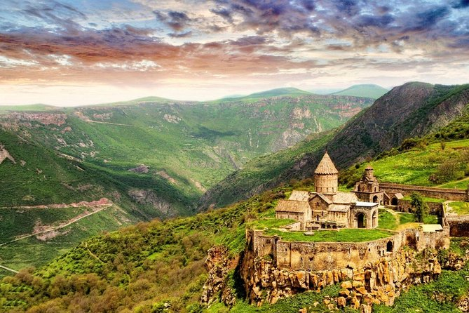 Private 5 day tour in Armenia , Spread Your Wings