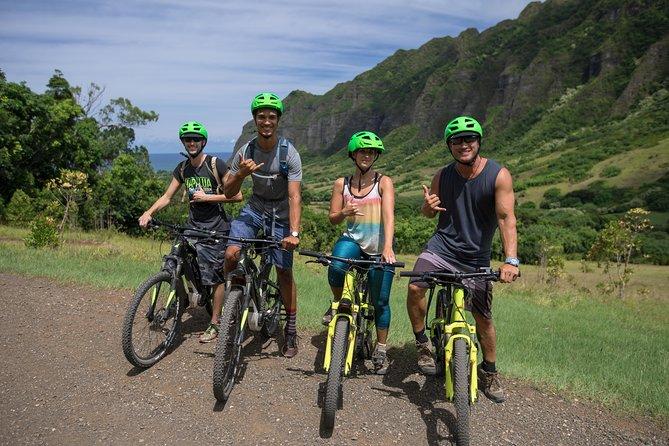 Kualoa Ranch - Electric Mountain Bike Tour
