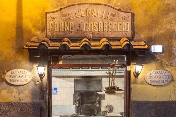 Pizza Making in Frascati and Wine Tasting in Small Group by Train from Rome