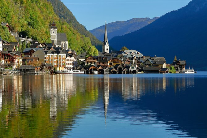 Private tour to Eagles Nest and Hallstatt from Salzburg