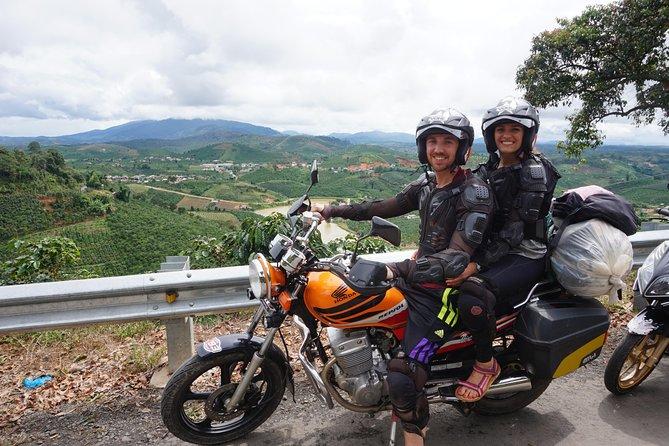Easy rider tours Da Lat to Qui Nhon in 4 days