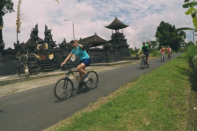 Best Bike Tour in Bali