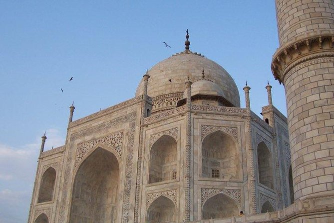 Private Full Day Tour of Taj Mahal, Fatehpur Sikri & Agra from Delhi Private Car