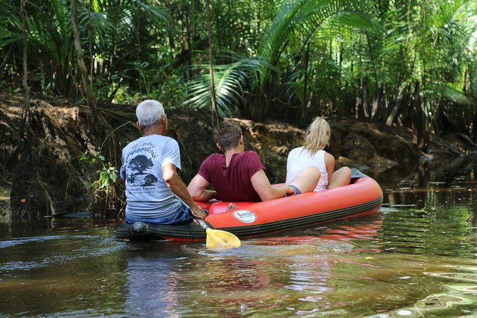 Khao Lak: Sri Phang Nga Canoe and Tam Nang Waterfall Tour