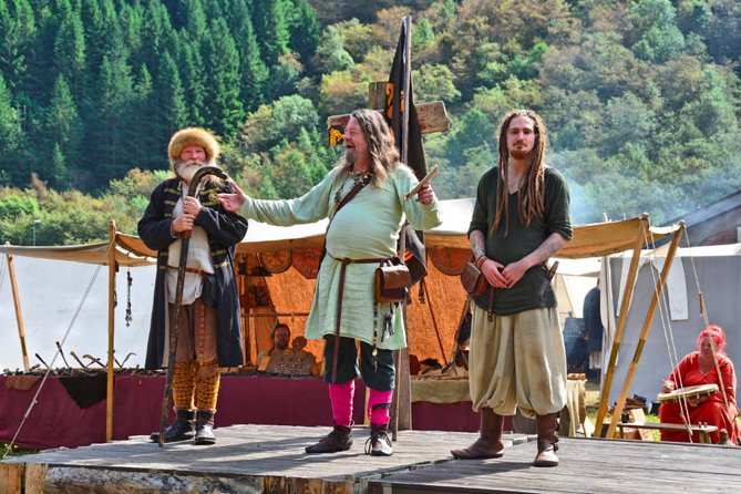 Flam: The Famous Viking Village Experience