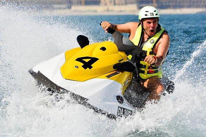 Go on a Jet Ski Adventure in Dubai Marina