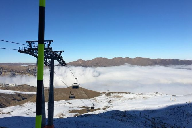 Private Shahdag Mountain Resort Tour