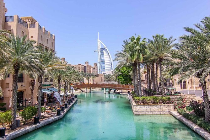 Private Tour: Dubai City Sightseeing Tour