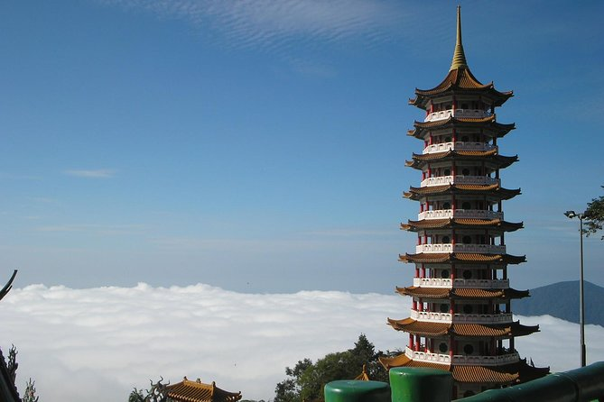 Penang City & Temple Tour With Penang Hill(Fast Lane)