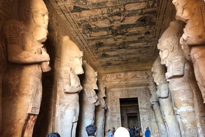Full Day Tour Abu Simple Temple By private AC Car from hotel or nile cruise