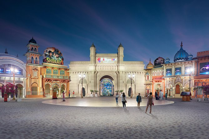 Bollywood Parks™ Entrance Ticket with Optional Private Transfer from Dubai Hotel