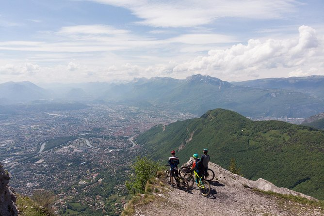 The 4000 'Grenoble: enduro day