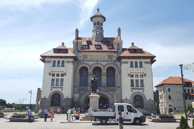 Black Sea Full-Day Tour from Bucharest Small Group
