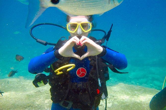 Private Discovery Scuba Diving in Blue Lagoon Oludeniz