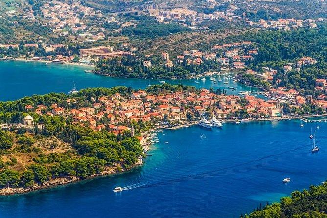 Cruiser Taxi Panorama Dubrovnik Cavtat Photo Tour 2021