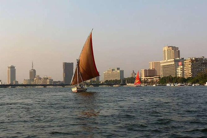 River Nile Egyptian Felucca ride