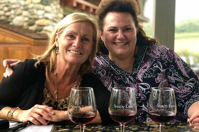 Designated Driver TC - We Drive Your Car For Wine Tours