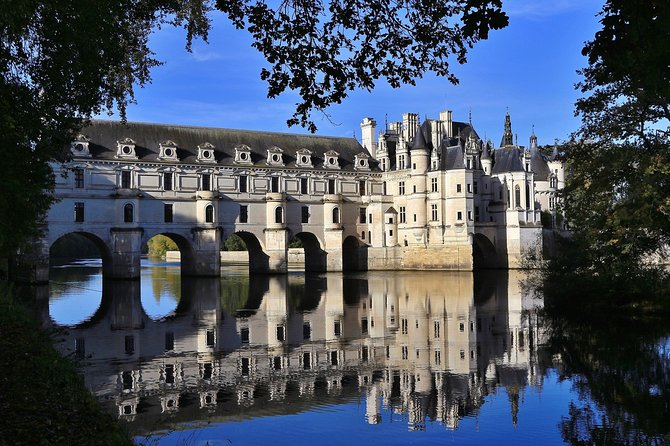 Loire Valley Chateaux's from Paris