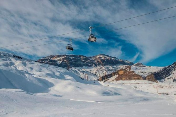 Private Shahdag Mountain Resort Tour