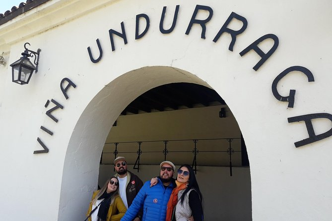 A.m. Semi-private Undurraga Winery, Wines With Trajectory And Innovation