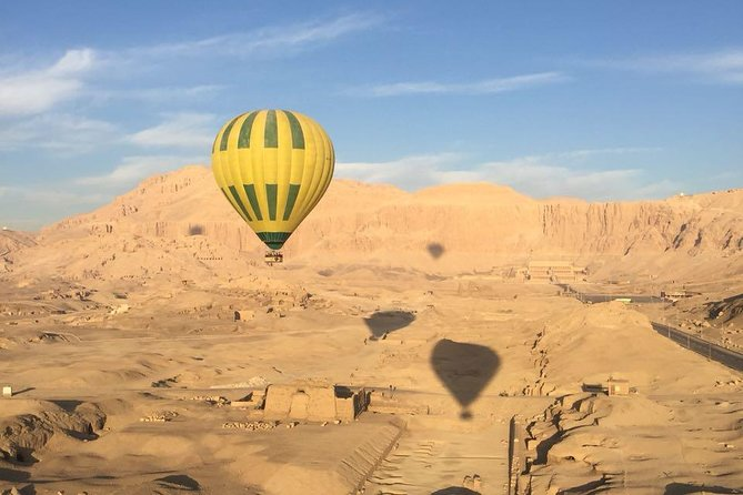 Luxury Hot Air Balloon Ridding in Luxor photo 12