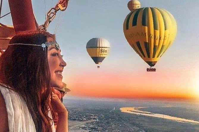 Luxury Hot Air Balloon Ridding in Luxor photo 13