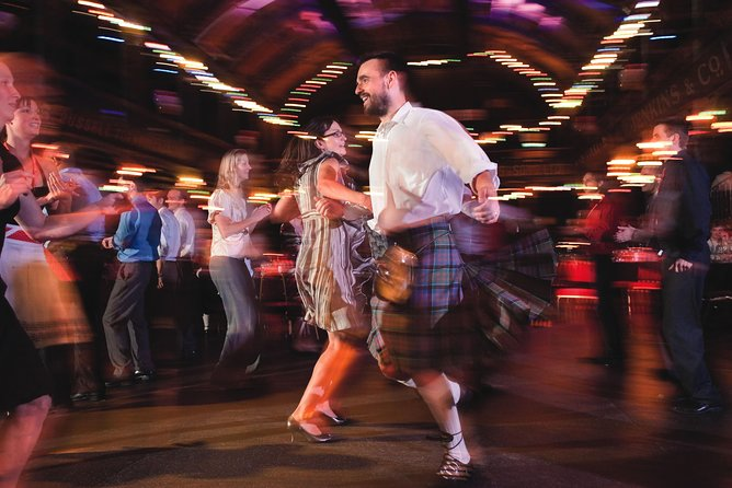 Scottish Ceilidh Night: Traditional Music Experience in Scotland