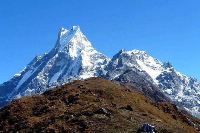 Days 8 kathmandu Pokhara Mardi Himal Trek