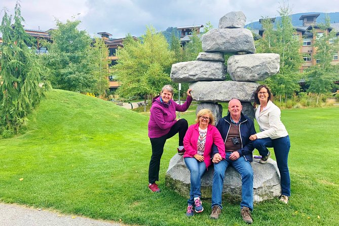 Whistler Sightseeing Tour: Discover all of Whistler!