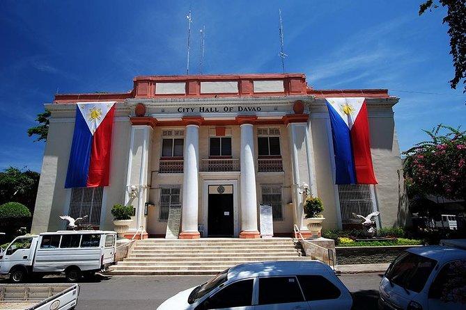 dátumové údaje lokalít Davao