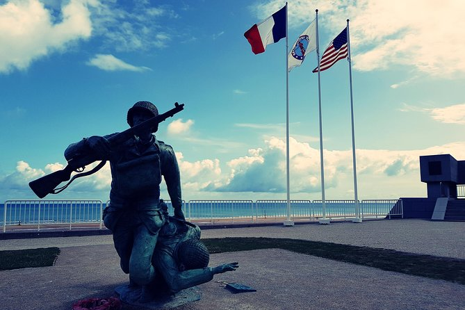 Two Days Private Tour to Normandy from Paris