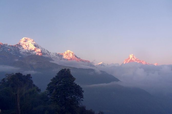 4 days Poonhill Trek from Pokhara