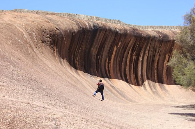 Wave Rock Half Day Air & Ground Tour