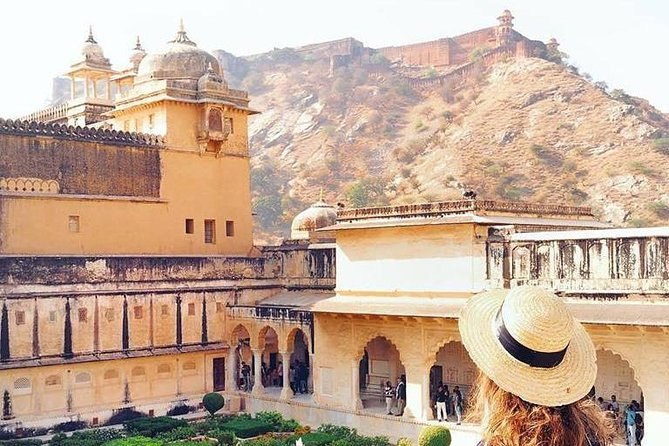 Four Day Private Golden Triangle Tour to Agra Jaipur from Delhi