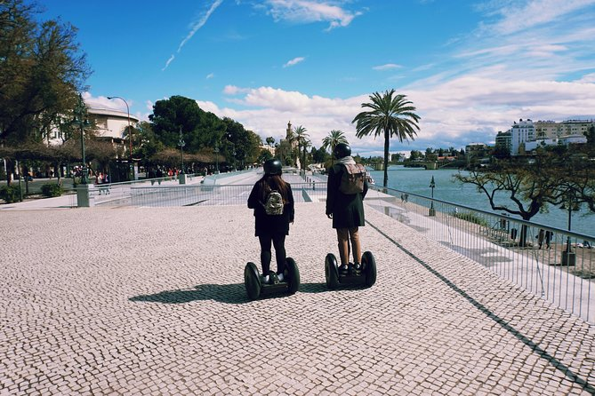 90-min Seville on Segway: Square of Spain and Riverside