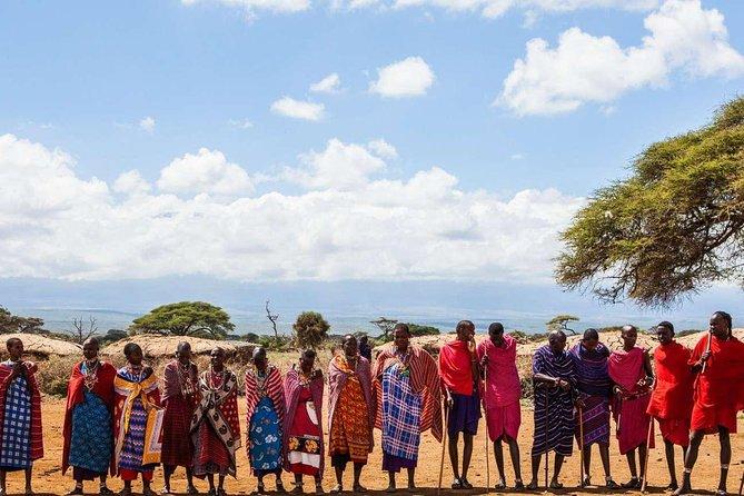 Overnight safari to Amboseli National park from Nairobi