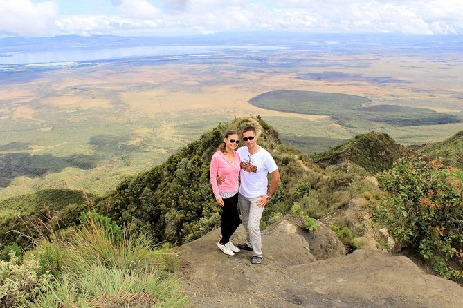 Day tour to mount Longonot park from Nairobi