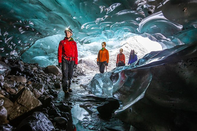 Small Group 4 Hour Skaftafell Ice Cave and Glacier Walk