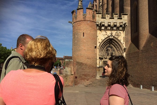 Day tour to Albi & Cordes sur Ciel.Private tour from Toulouse. photo 2