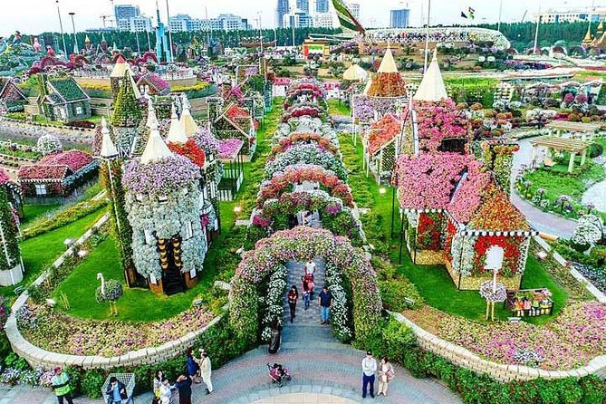 Miracle Garden Ticket In Dubai With Transfer 2021