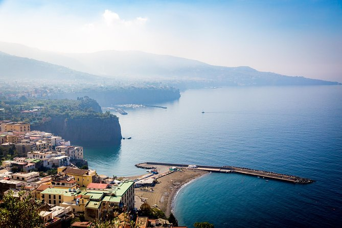 Ruins of Pompeii & Stunning Sorrento Coastline: Day Trip by High-Speed Train