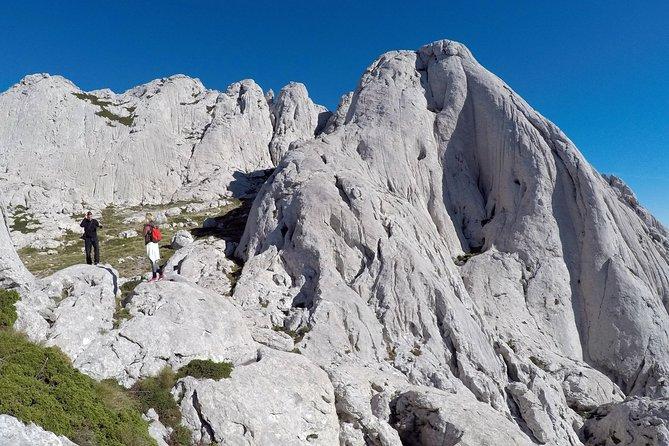 From Zadar: Hike Velebit mountain and Zrmanja Canyon