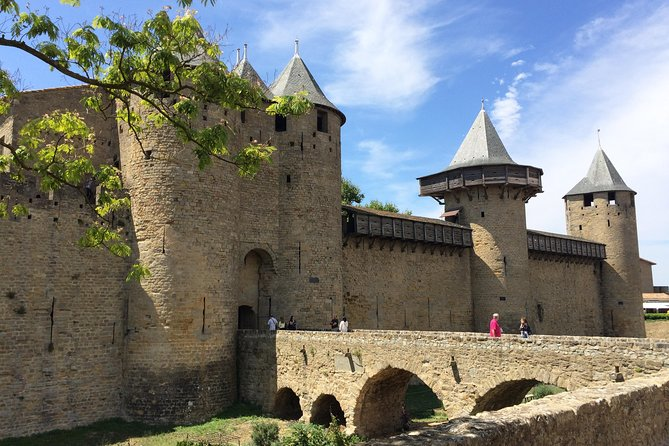 Day tour to the Cité de Carcassonne and the Lastours Castles. From Toulouse photo 7