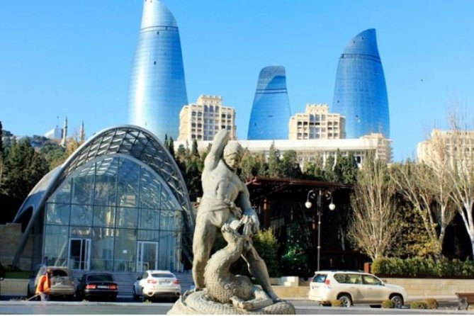 Private 3 Days 2 Nights Baku Tour