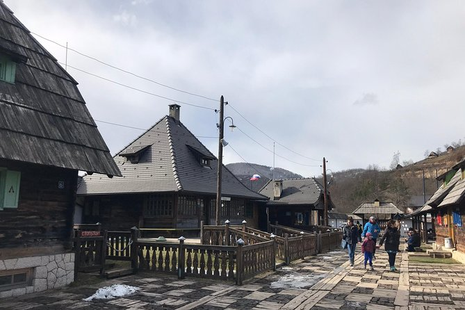 Day trip to Sargan Eight railway and Mecavnik (wooden vilage)