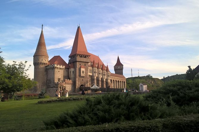 Day trip to Corvin Castle and Sibiu (and back) from Timisoara