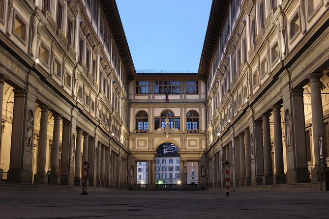 Florence: Uffizi Gallery guided experience