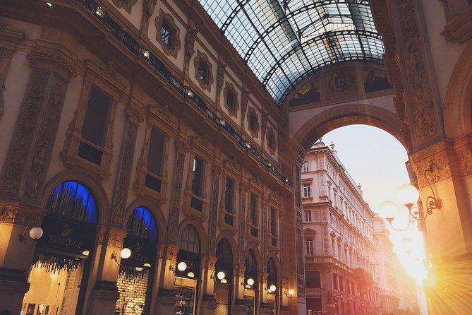 Milan by night walking experience