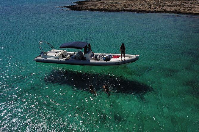 Private Boat Trip Kissamos Balos (price per group - up to 9 people) photo 12