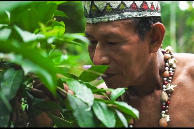 Native community in Iquitos